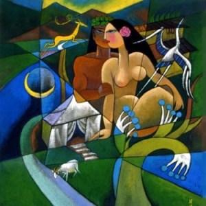 cubist eroticism